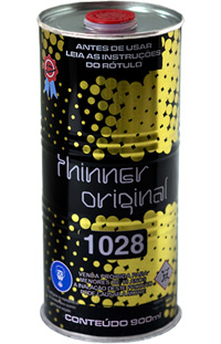 Fabricante de Thinner Original 1028 900ml